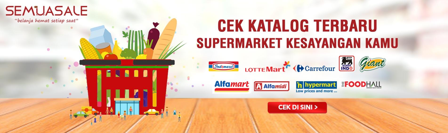 Slide katalog supermarket
