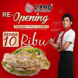 Reopening Tunjungan Plaza 3
