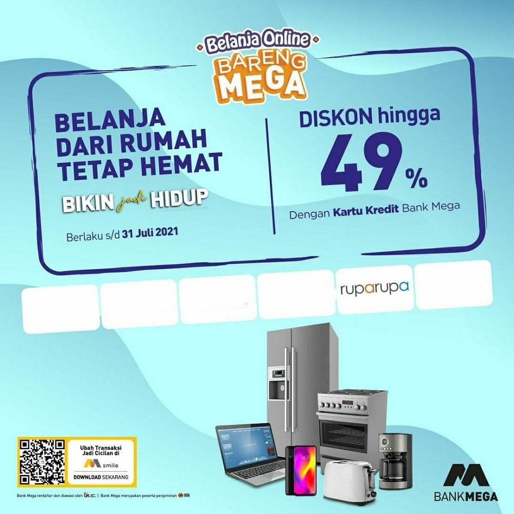 Diskon 100K (Mega)