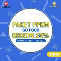 Diskon GoFood