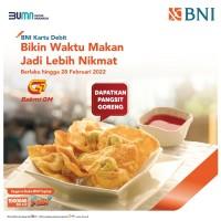 Free Pangsit Goreng (BNI)