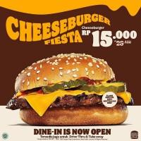 Cheeseburger Fiesta