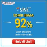 Diskon Fashion Muslim Wanita