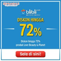 Diskon Love Beauty & Planet
