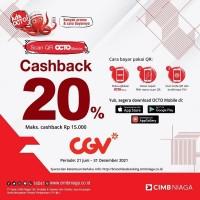 Cashback 20% (CIMB)