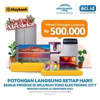 Diskon 500K (Maybank)