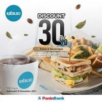 Diskon 30% (Panin)