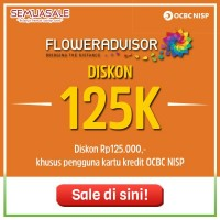 Diskon 125K (OCBC NISP)