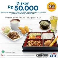 Diskon 50K (Citibank)