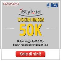 Diskon Hingga 50K (BCA)