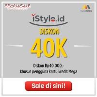 Diskon 40K (Mega)
