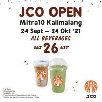 Opening J.Co Mitra 10 Kalimalang