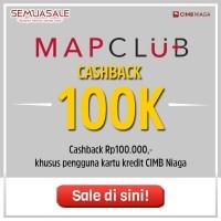 Cashback 100K (CIMB Niaga)