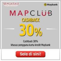 Cashback 30% (Maybank)