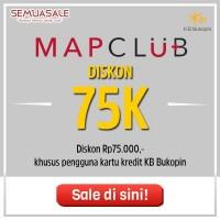 Diskon 75K (KB Bukopin)