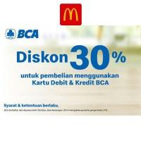 Diskon 30% (BCA)