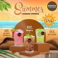 Summer Cabana Drinks
