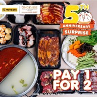 Pay 1 For 2 (Maybank)