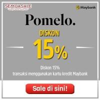Diskon 15% (Maybank)