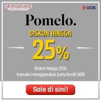 Diskon Hingga 25% (UOB)