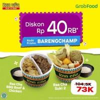 Diskon GrabFood
