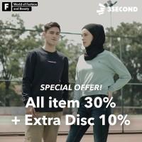 Diskon Brand 3Second