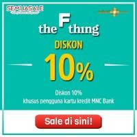 Diskon 10% (MNC Bank)