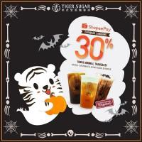 Cashback 30% (ShopeePay)