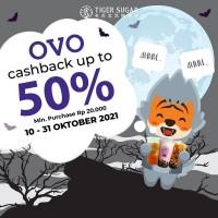 Cashback hingga 50% (OVO)