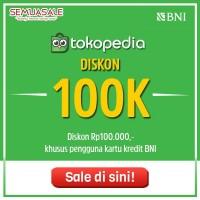 Diskon Hingga 350K (BNI)