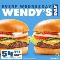 Promo Wendy's Day