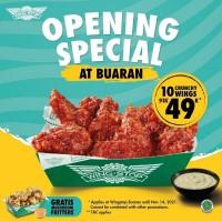 Opening Buaran