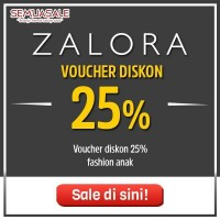 Voucher Diskon 25%