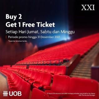 Buy 2 Get 1 Free (UOB)