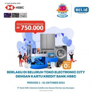 Diskon hingga 750K (HSBC)