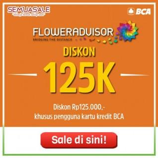 Diskon 125K (BCA)