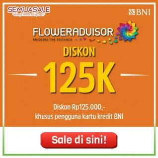 Diskon 125K (BNI)