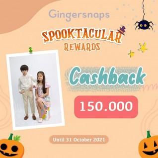 Cashback 150K
