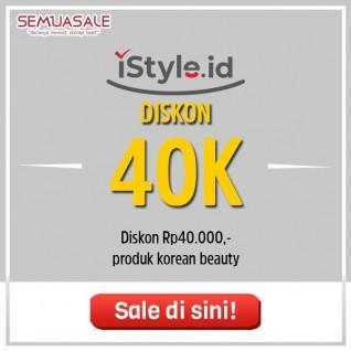 Diskon 40K