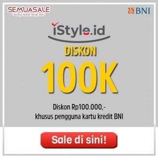 Diskon 100K (BNI)