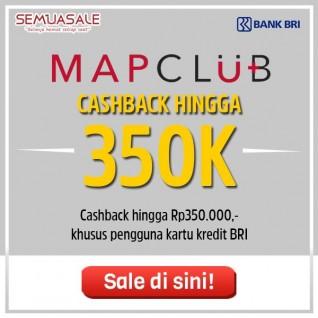 Cashback Hingga 350K (BRI)