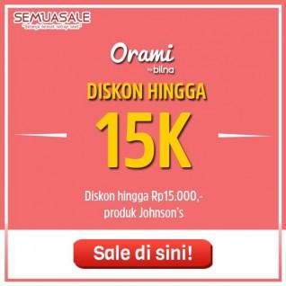 Diskon Johnson's
