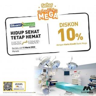 Diskon 10% (Mega)