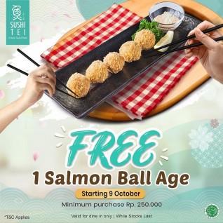 Free Salmon Ball Age